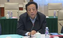 佳木斯市市委副書記、市長   邵國強與新農創集團董事長崔樹強座談