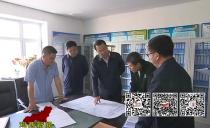 雞西市委副書記、市長于洪濤在雞東縣檢查地方煤礦安全生產工作時強調 強化安全責任意識  確保地方煤礦安全生產形勢穩定