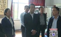 佳木斯市委副書記、市長邵國強調研安全運營及柳樹島退耕還林等工作
