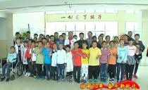 绥化市长张子林到绥化市儿童福利院走访慰问
