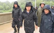 雙鴨山市長鄭大光深入嶺東區檢查防汛防災及安全生產工作
