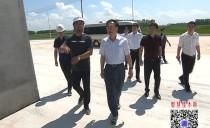 佳木斯市委书记徐建国深入桦南县重点项目现场办公