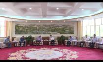 黑河:開展深度合作  促進共贏發展 馬里會見俄羅斯艾維吉集團代表團