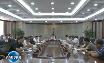 齊齊哈爾:市政府黨組召開2019年第七次會議強調 認真整改中央督導反饋問題 堅決有力推進掃黑除惡專項斗爭和亂象整治取得新突破