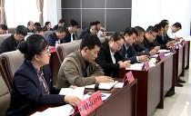 双鸭山市政府召开2019年第九次常务会议