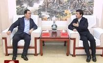 七台河市委书记杨廷双会见旭阳集团客商