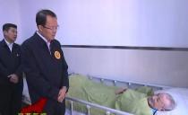 雞西市市長于洪濤參加市政府辦公室第一黨支部主題黨日活動