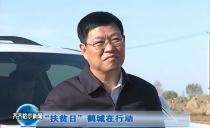 齐齐哈尔市长李玉刚深入泰来县调研