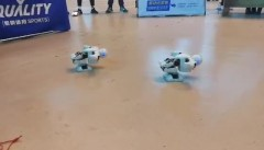 机器人双人舞蹈(二)