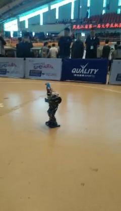 机器人单人舞蹈
