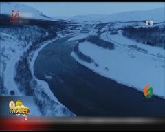 冰岛:追逐极光 莫忽视交通安全