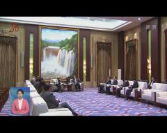 王文涛会见乌拉圭教育和文化部代表团一行