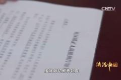 《法治中国》第二集《大智立法》精编版