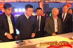 绥化市庆安县庆祝新中国成立70周年暨2019黑龙江绥化庆安绿色有机水稻文化节举行