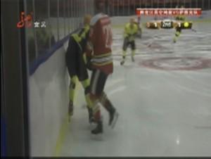 VHL冰球超级联赛:黑龙江昆仑鸿星VS萨雅克队