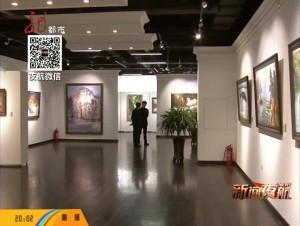 纯·净油画展  带您领略朝鲜风土人情
