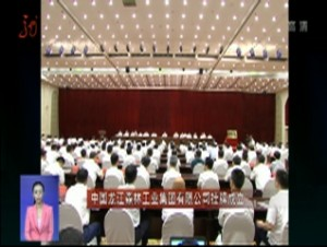 中国龙江森林工业集团有限公司挂牌成立