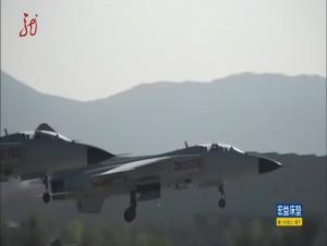 北部战区海军航空兵多型战机跨昼夜实弹演练