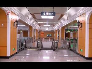 哈尔滨地铁一号线三期即将开通