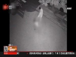大連:女孩深夜遭當街暴打扒衣