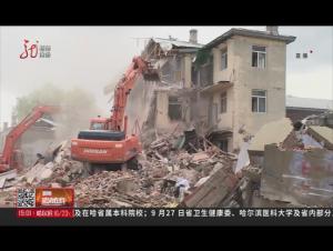 哈尔滨新区 集乐村征收工作稳步推进中