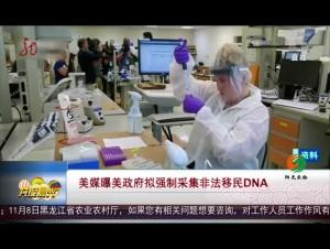 美媒曝美政府擬強制采集非法移民DNA