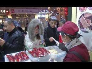 黑龙江省迎来强降雪天气