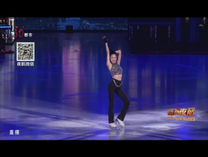 国家队退役运动员 《与冰共舞》延续冬奥梦