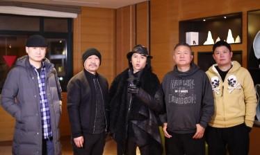 明星采访——黑豹乐队