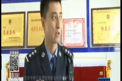 哈尔滨:看见警察扭头就跑 你跑得了吗