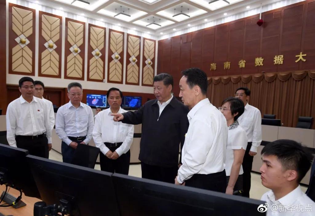 习近平:贯彻党中央精神不是喊口号