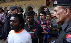 巴基斯坦释放68名印度渔民