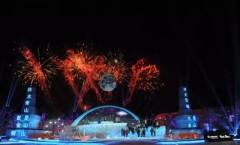 2018环球跨年冰雪盛典,邀您共享冰雪盛景