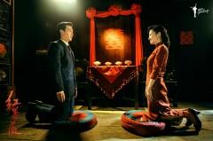 《红蔷薇》杨子姗陈晓洞房花烛 深入虎穴打潜伏战