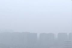 雾霾锁城今年更加严重 德黑兰小学停课一天