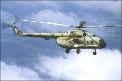 一架直升机在俄中部紧急迫降致2死4伤