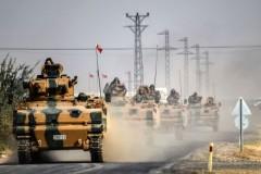 土军方称已有31名士兵在叙阿夫林地区军事行动中阵亡