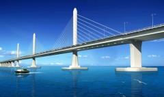 港珠澳大桥澳门口岸管理区正式交付澳门