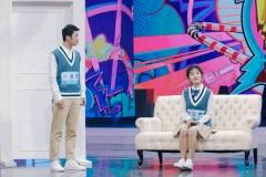 蓝博《快本》获女神刘若英投票 新节目演绎百变王子