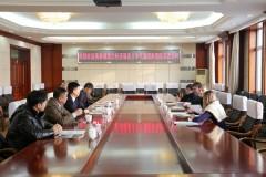 符拉迪沃斯托克国立经济服务大学到黑龙江农业工程职业学院交流访问