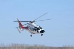 国内首款!哈飞公司自主研制的AC312E直升机完成中国民航局审定试飞