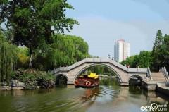 山东济南:大明湖畔初夏好风光