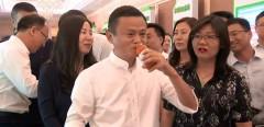 马云:黑龙江农产品在淘宝销售额18亿,未来再加一个零!