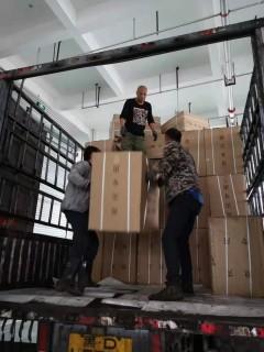 省应急管理厅紧急向桦南县调拨救灾物资