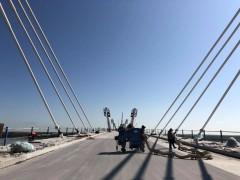 好消息!黑龙江大桥十月份可达通车条件,中俄再添大通道!