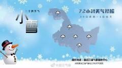 """气温""""过山车""""本周还有一趟!周六风雪来+俯冲式降温!"""