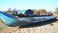 兴凯湖进入今年第二次禁渔期