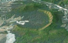 大发现!我国第二个陨石坑在黑龙江省依兰县发现