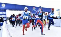 2020中国伊春全国冬季铁人三项赛在伊春落幕