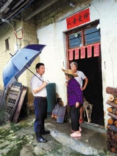 【中国梦·践行者】村书记刘艳军:瑶族同胞的好兄弟 瑶乡脱贫的领路人